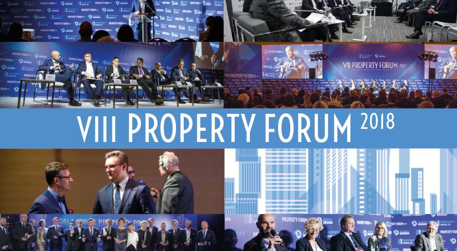 Takie będzie Property Forum 2018! Zapraszamy na największą imprezę branży nieruchomości komercyjnych w Polsce!