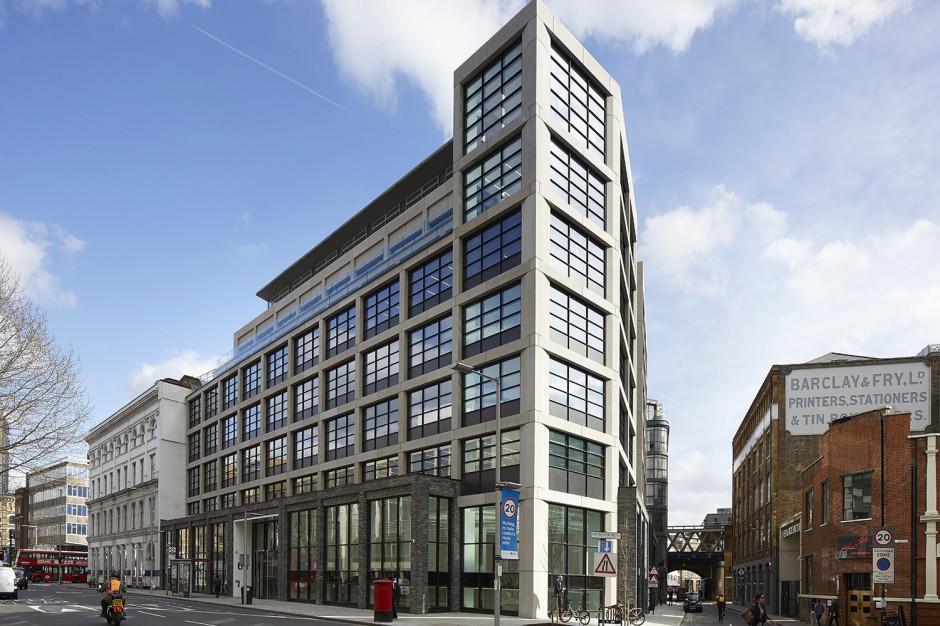 HB Reavis  sprzedaje londyński biurowiec