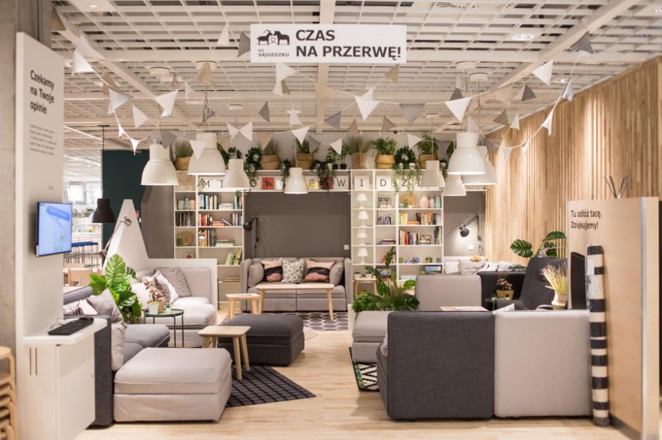 IKEA Po Sąsiedzku w kolejnej lokalizacji