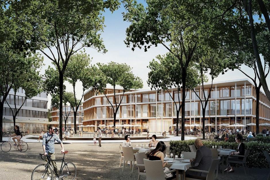 GTC chce stworzyć nowe centrum na mapie stolicy