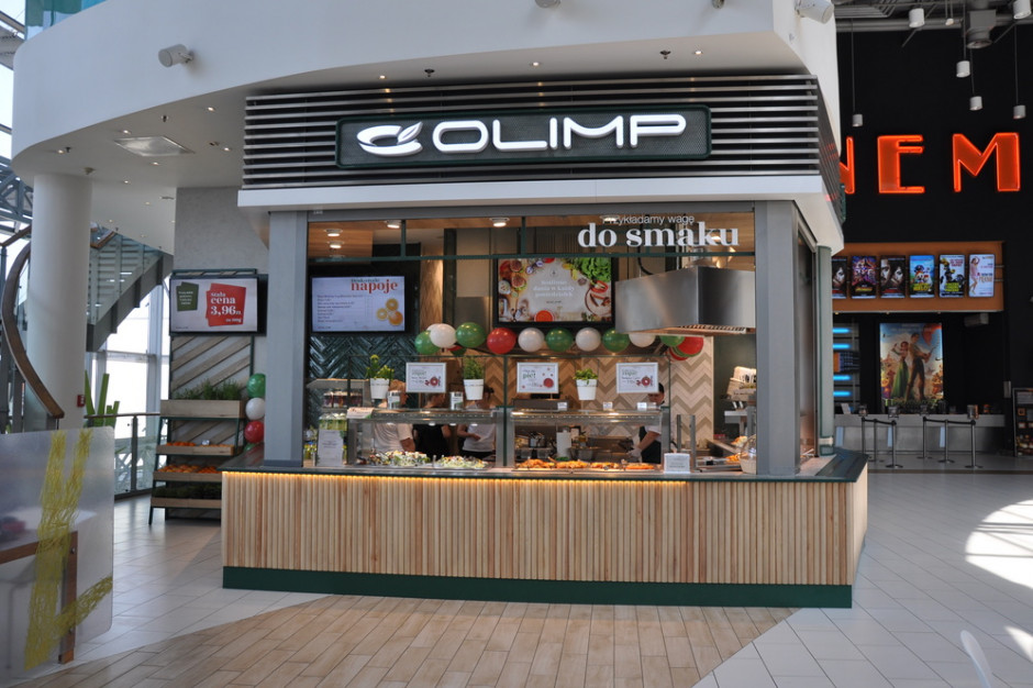 Olimp po raz drugi w Gliwicach