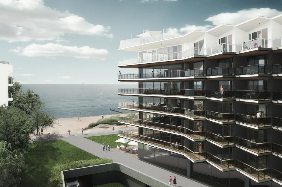 Seaside Park Hotel w Kołobrzegu wkracza w ostatni etap budowy