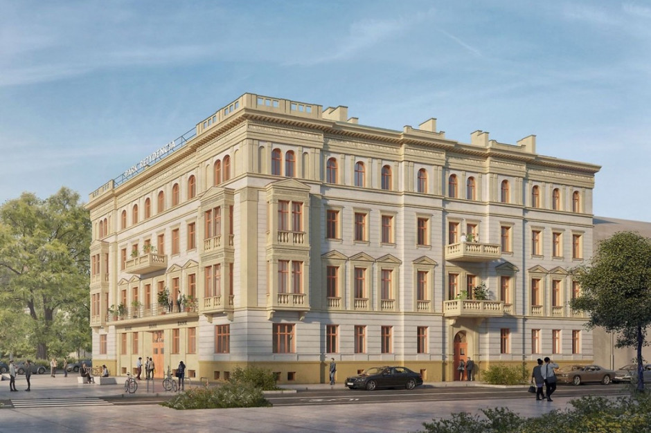 Luksusowe apartamenty powstaną w legendarnym Dresdner Bank