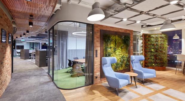 HL Tech z nowym biurem w Warsaw Spire