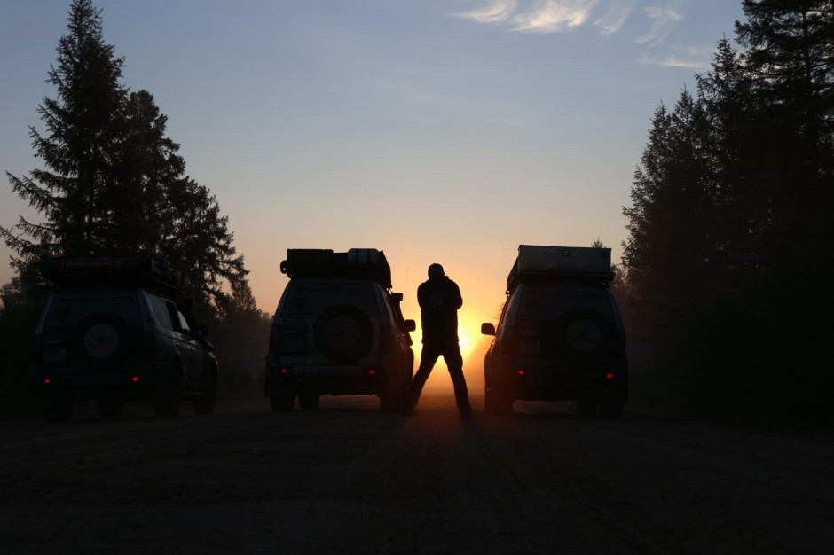 Drivenfar Round The World Expedition 2018 – 2024. Etap 1, zakończony!