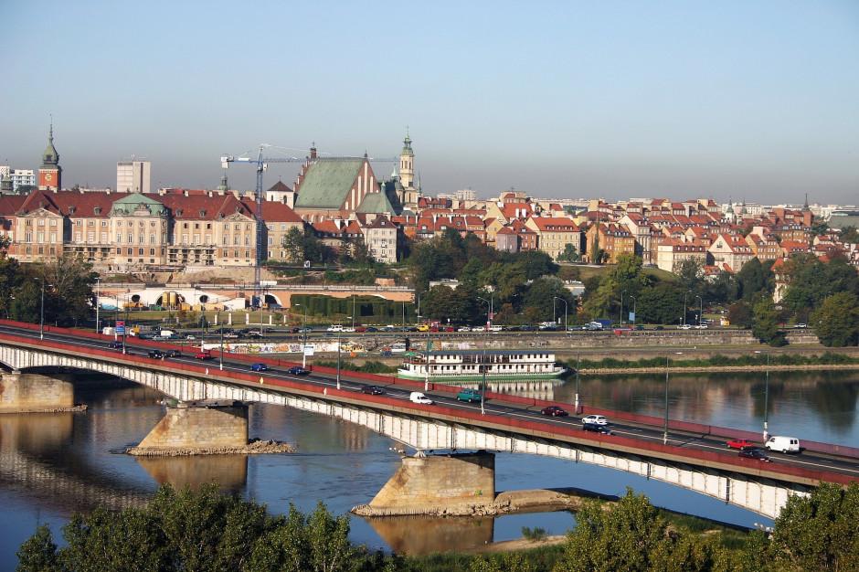 Turyści polubili polską stolicę