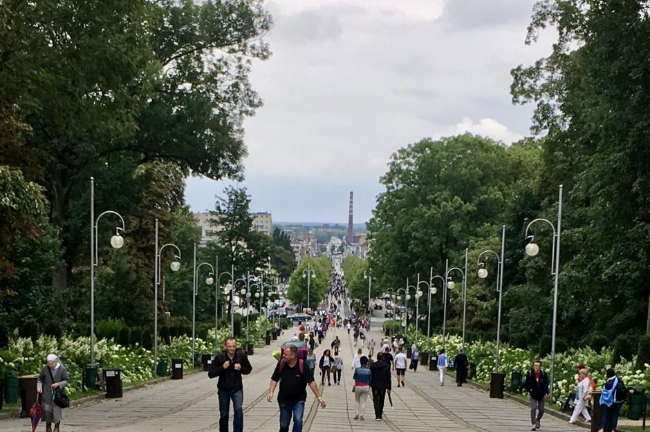 Częstochowa planuje utworzenie Promenady Śródmiejskiej