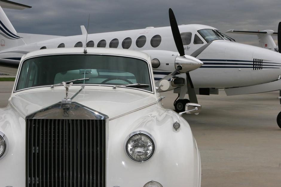 Rolls-Royce planuje wejść na rynek latających taksówek