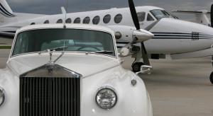 Rolls-Royce będzie... latać