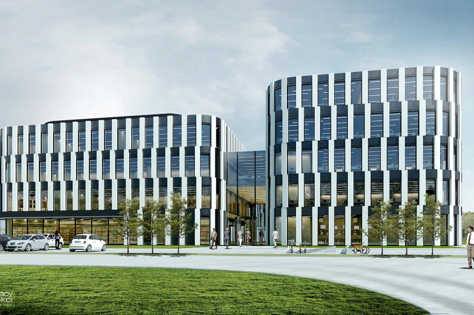Katowice zyskają nowy biurowiec
