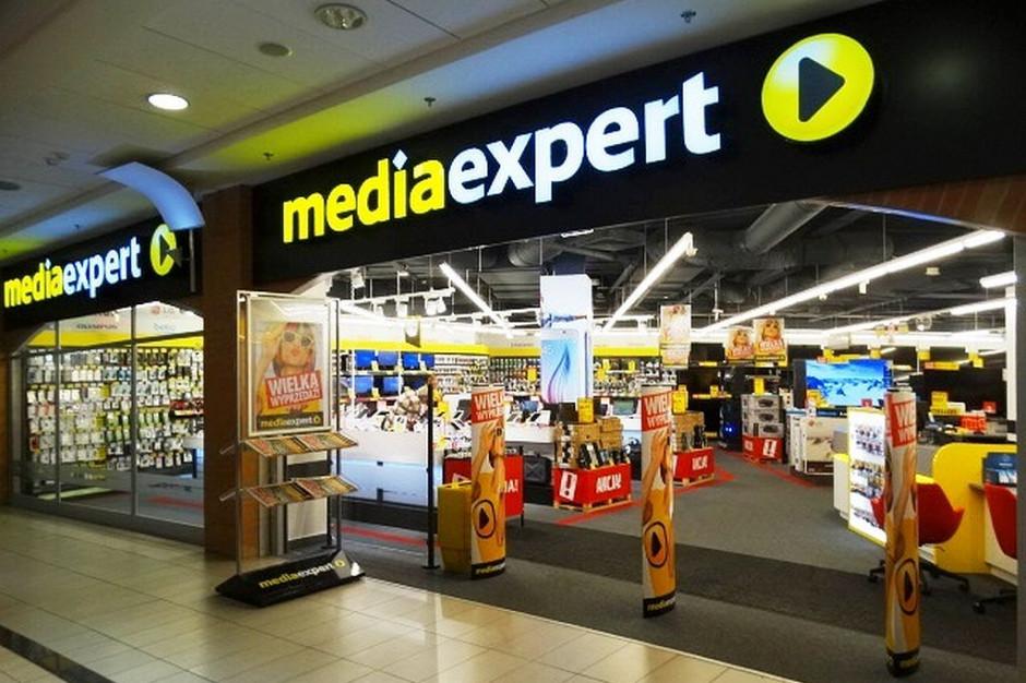 Media Expert otwiera nowe sklepy