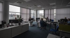 Hexagon z nowym biurem w Łodzi