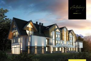 Metropolitan Investment buduje aparthotel w sercu Zakopanego