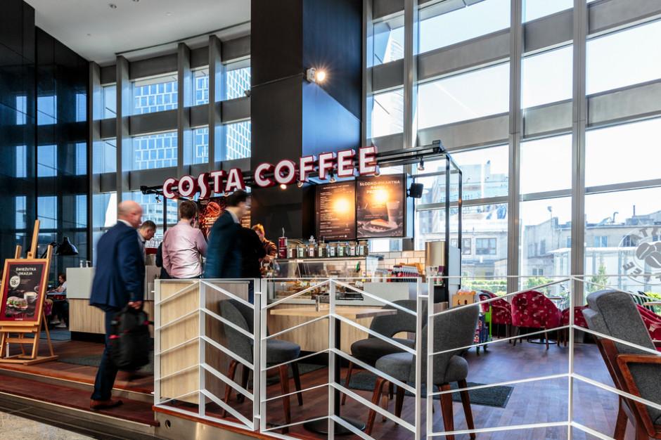 Costa Coffee jak nowa w WTT