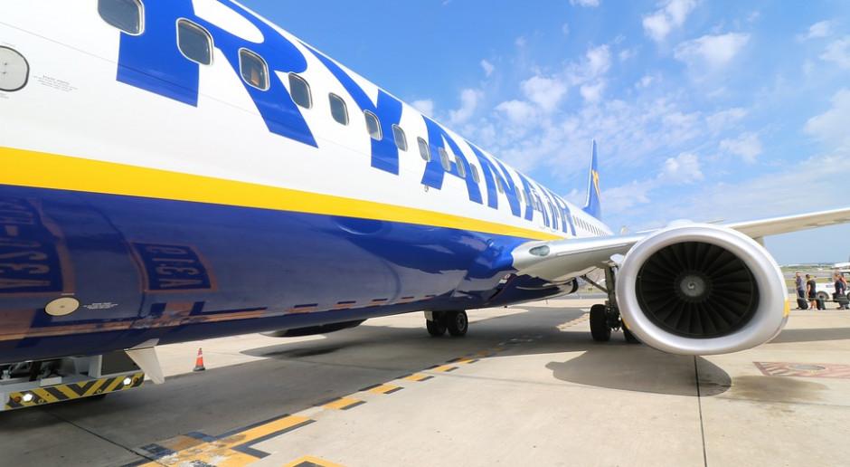 Ryanair zainaugurował sezon letni - w ofercie 70 tras