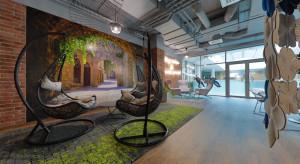 Jeszcze bliżej biznesu. Oto strefa business lounge w Warsaw Towers