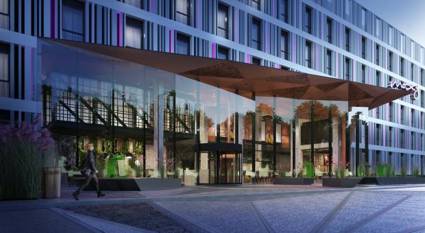 Nowy hotel Moxy na starcie