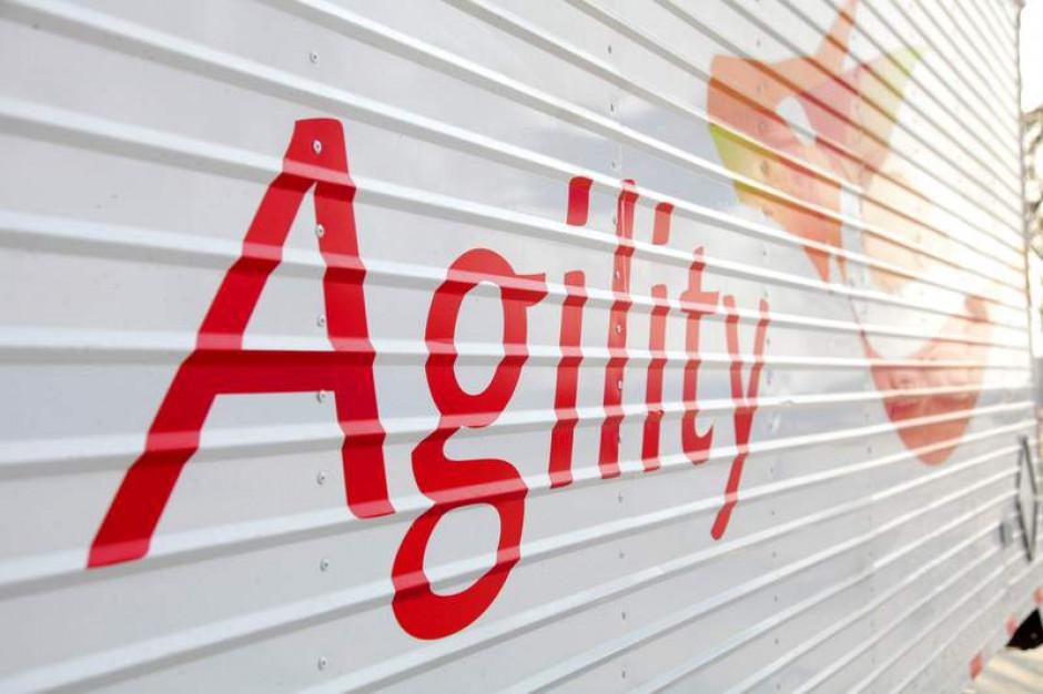 Agility zbuduje nowoczesny hub logistyczny