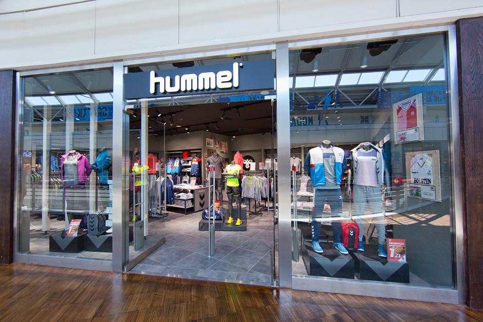 Hummel wystartował sprintem, ale rynek podbija truchcikiem