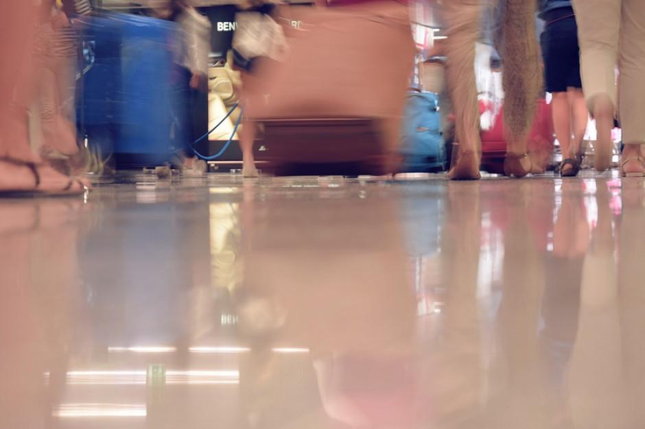 Rekordowy lipiec na lotnisku w Katowicach
