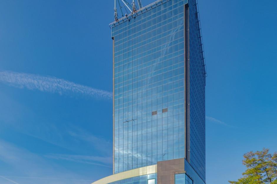Caspio wybrało najwyższy biurowiec w Krakowie