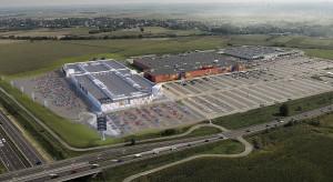 Silesia Outlet połączone z Centrum Handlowym Auchan Gliwice