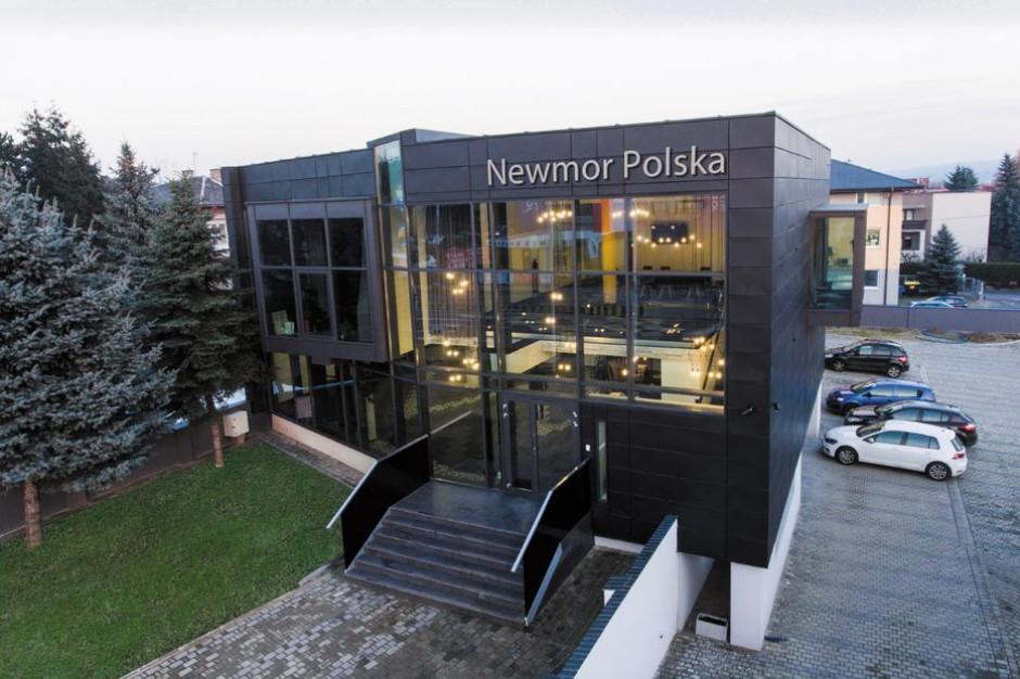 Nowy biurowiec na 18-lecie marki Newmor Polska