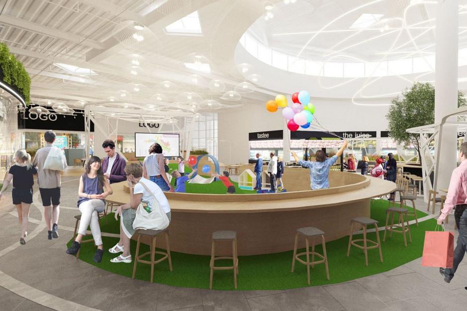 PH Auchan Bielany zaskoczy nowym designem
