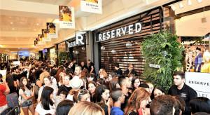 Szturm na pierwszy salon Reserved w Izraelu