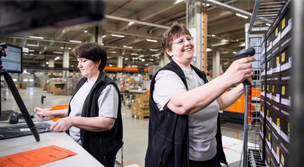 Zalando i DHL łączą siły w nowym centrum logistycznym