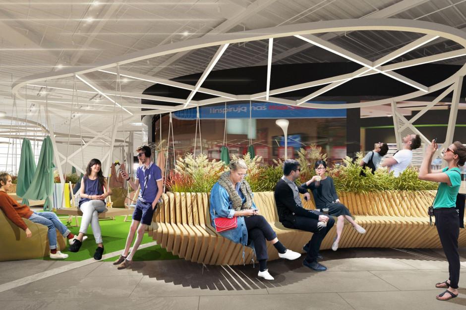 Auchan Bielany zaskoczy nowym designem