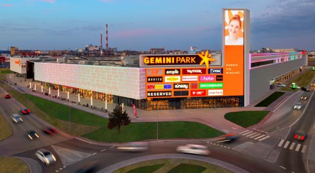 Gemini Park Tychy oszczędza, ale nie na ekologii