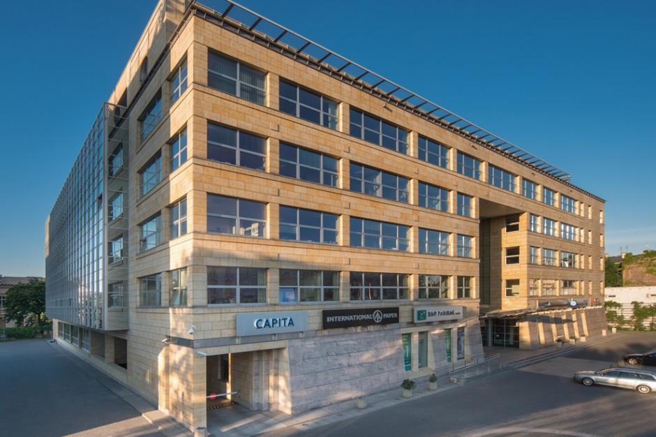 International Paper na większej powierzchni w Centrum Biurowym Lubicz
