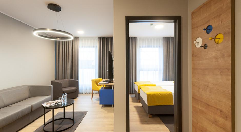 Hotel Number One liczy na biznes