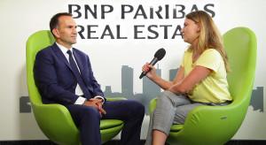 Nowy szef BNP Paribas RE o planach firmy
