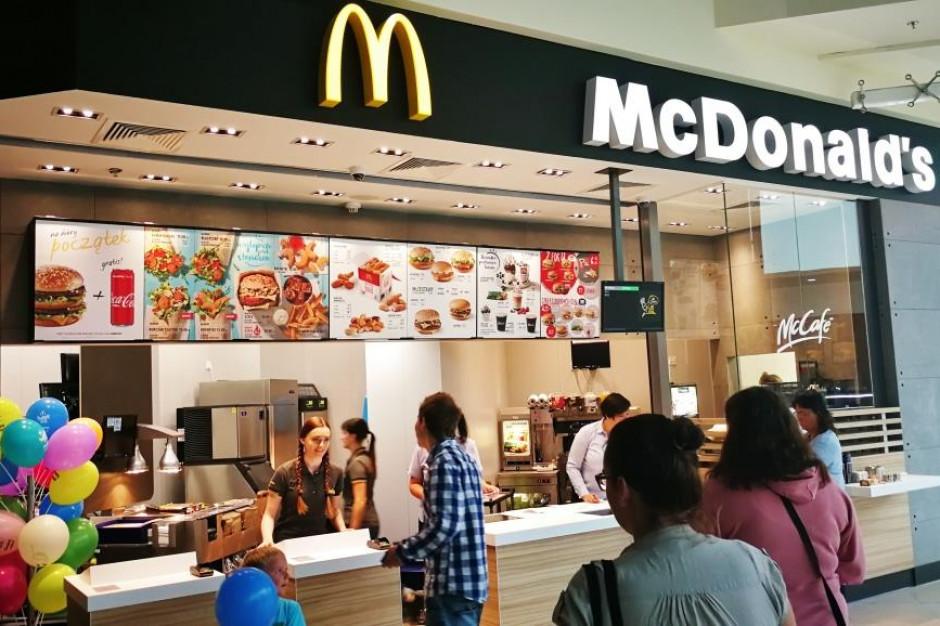McDonald's otworzył restaurację w Gemini Park Bielsko-Biała