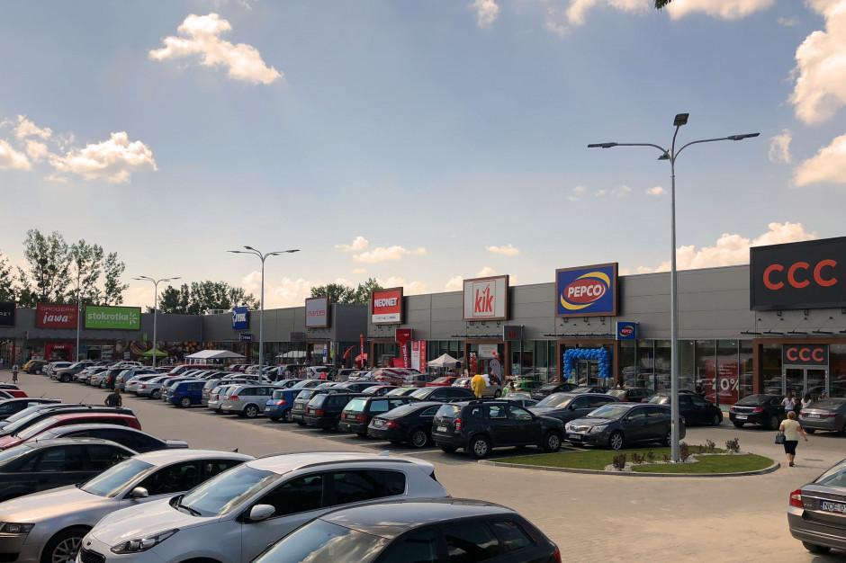 Więcej handlu w Olecku. Wystartował nowy park