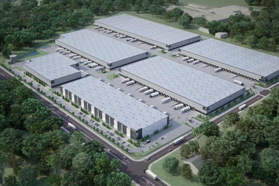 Waimea Logistic Park Bydgoszcz wchodzi w kolejny etap