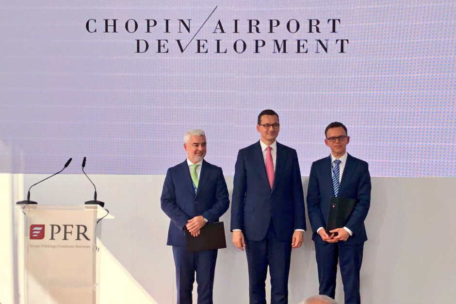 Chopin Airport Development przejmuje hotele Golden Tulip