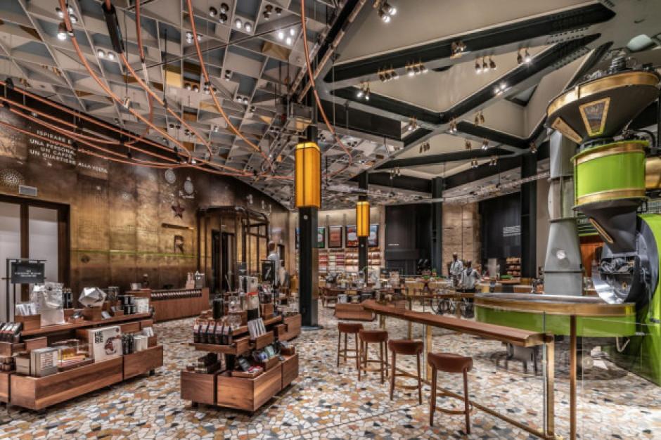 W Mediolanie powstanie wyjątkowa kawiarnia Starbucks