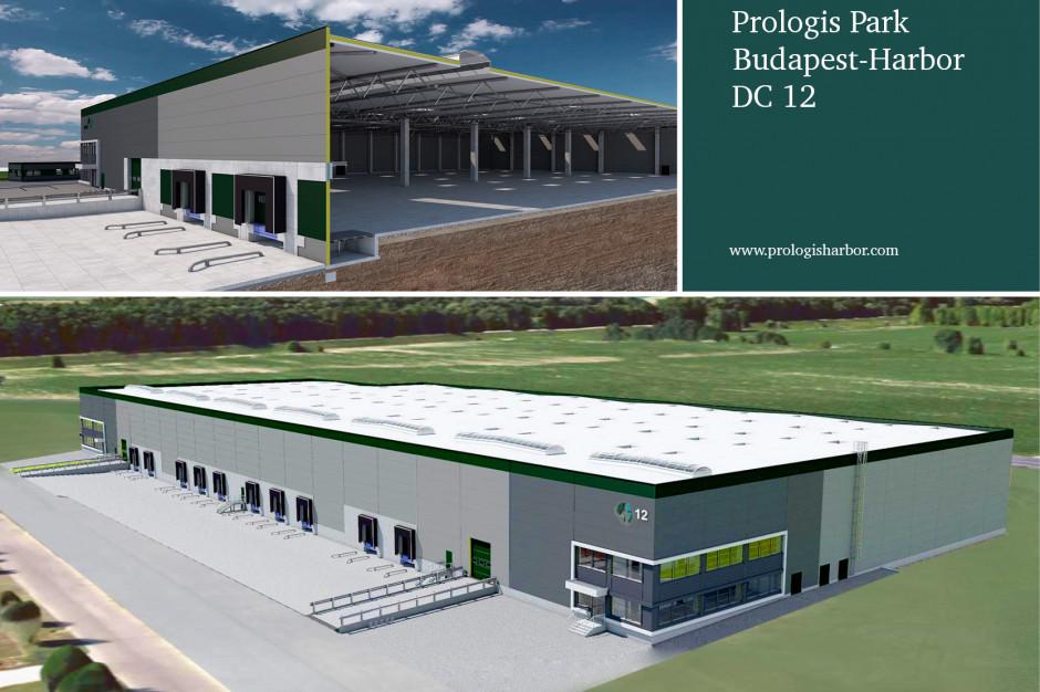 Prologis buduje swój pierwszy magazyn zaprojektowany w oparciu o technologię BIM