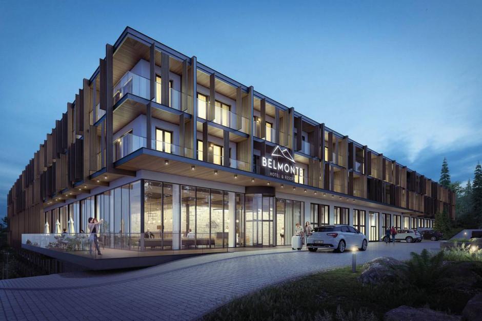Belmonte Hotel & Resort: apartamenty przy stoku