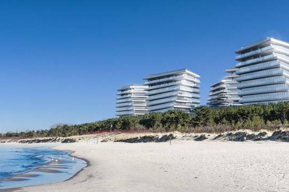 Wave Apartments: obiekt, który kusi architekturą