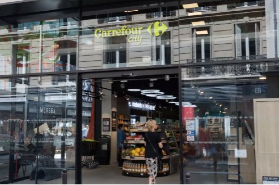 Carrefour rusza z nową siecią