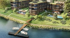 Portico Marina nad Jeziorem Zegrzyńskim: realizacja idei drugiego domu