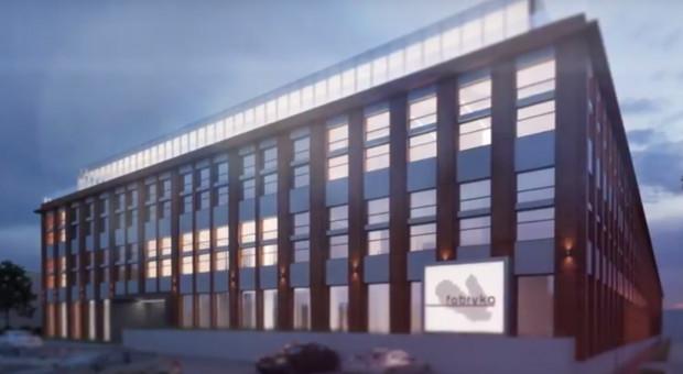 Biurowiec w historycznej Fabryce Broni. Zobacz, jak będzie wyglądać