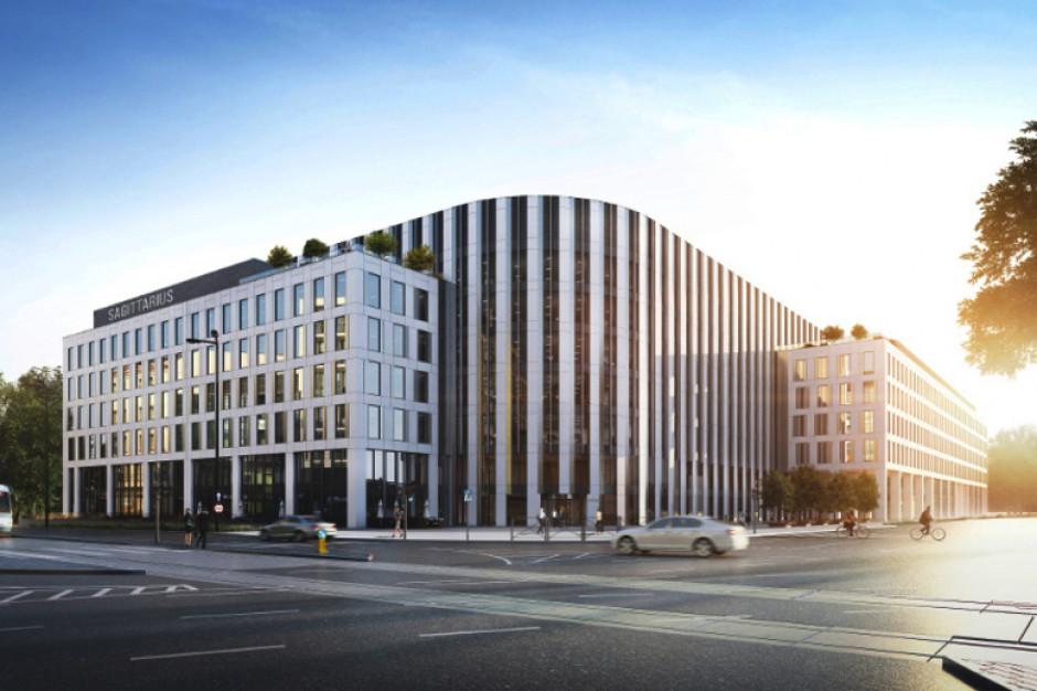 Sagittarius Business House z przestrzenią dla najmłodszych