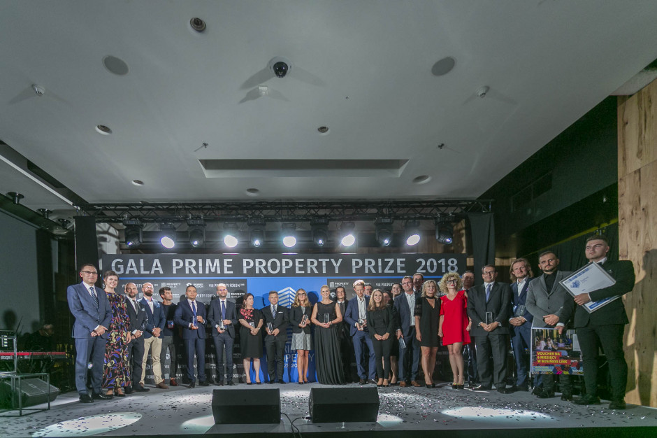 Laureaci Prime Property Prize 2018 i PropTech Festival 2018.