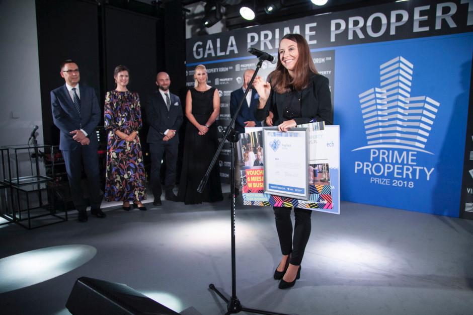 Twórcy Ada podczas PropTech Festival 2018, fot. PTWP