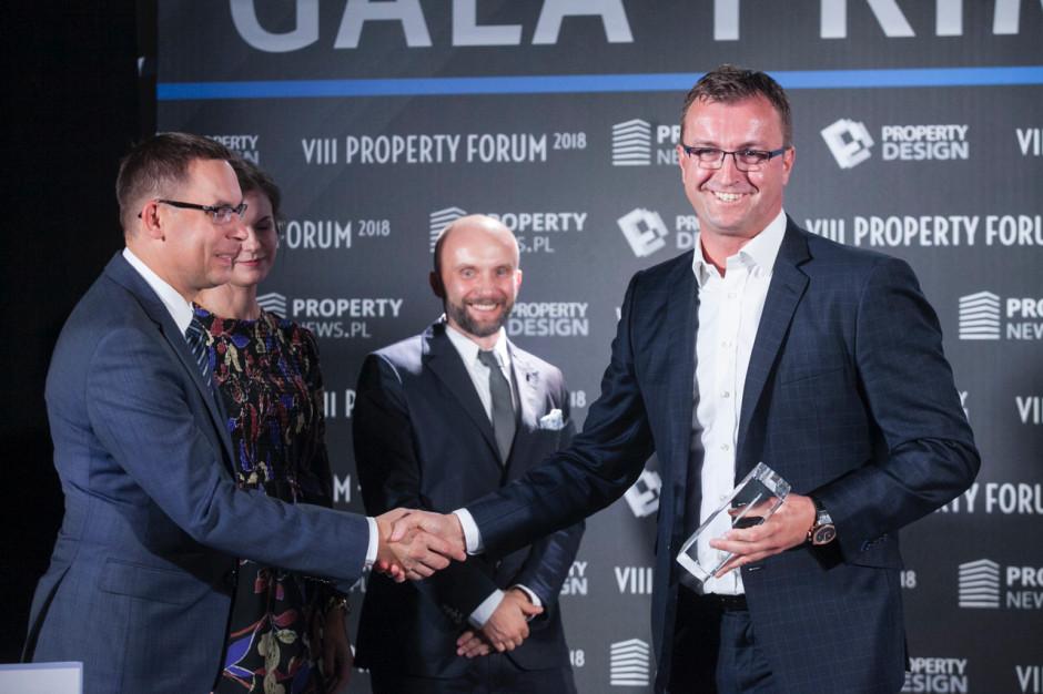 Robert Dobrzycki, prezes Panattoni Europe oraz Wojciech Kuśpik, prezes PTWP